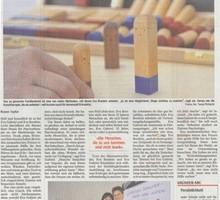 Psychotherapie Oberhausen Zeitung